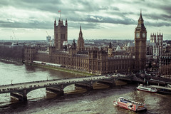 Houses of Parliament (Darren Pettit) Tags: road uk greatbritain bridge winter red england cold detail london clock wet water beautiful westminster yellow thames night clouds canon boats pier boat google europe unitedkingdom housesofparliament londoneye bigben stormy tourists 7d gb handheld hop southeast unionjack westend hdr highdynamicrange westlondon westminsterbridge batterseapowerstation houseofcommons southwarkbridge westminsterpalace citycruises cityofwestminster photomatix niksoftware lightroom4 32bithdr