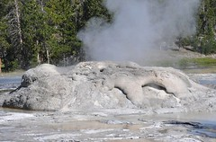 Rocket Geyser 1 (James St. John) Tags: group basin upper grotto yellowstone rocket wyoming geyser