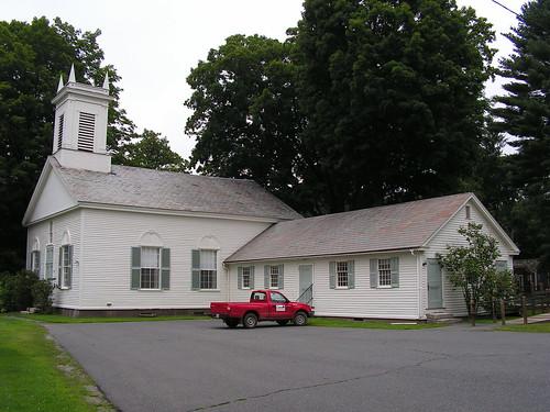 White Church Community Center