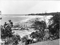 View of Beach at Caloundra, December 1930 (Queensland State Archives) Tags: queenslandstatearchives queensland caloundra beach 1930 1930s qsa sunshinecoast