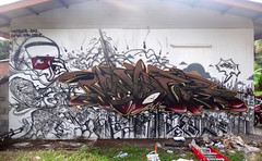 Phangan 2012 (Voyder1) Tags: color thailand graffiti paint bomb phangan voyder