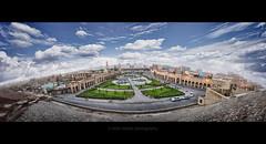 Erbil City (Allen Adnan) Tags: panorama landscape iraq extreme wideangle erbil allenadnan