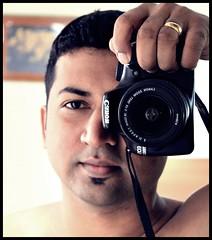 Self Portrait (Midhun Manmadhan) Tags: portrait midhunmanmadhan