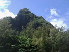 mtns near Ke'e (h willome) Tags: kauai keebeach 2011