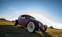 vw8 (JermyCorp Media) Tags: vw photoshop bug nikon low beetle sigma wideangle adobe chopped custom stretched 1972 tiki 1020 72 70200 f28 voodoo volkswage d300 choptop cs6 rollingshot