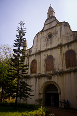 St. Francis Church (veropie) Tags: travel india church south churches kerala indians kochi southindia southasia influence portugese stfrancischurch fortkochin veropie