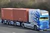 KER Transport Scania R580 'Longline' V  8 EXC (truck_photos) Tags: