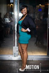 a night out (ay3am) Tags: dress blazer styling nudeheels flickrandroidapp:filter=none basictdress