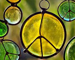 Happy New Year 2013 (-Dagmar-) Tags: closeup peace harmony happynewyear harmonyglass