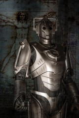 the gathering (Stewart485) Tags: stilllife toys experimental things sciencefiction drwho figurine cyberman tabletop toybox evocative vaguelyarty