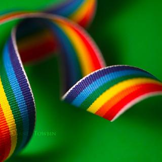 Curled Rainbow