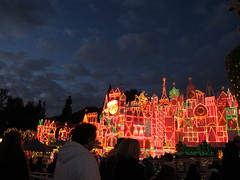 It's a small world (Smeebot) Tags: world christmas its disneyland small disney 2012 2013