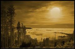 Black Forest (seanavigatorsson) Tags: travel clouds schwarzwald blackforest badenwrttemberg mummelsee schwarzwaldhochstrasse