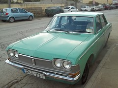Toyota Crown #2 (occama) Tags: toyota crown 1971 old car malta green classic retro vintage jap japanese 217