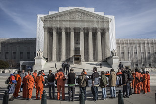 Witness Against Torture: Supreme Court Circle