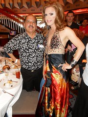 Drag Stars at Sea Luncheon: Kenny & Pandora Boxx! (Madonovan) Tags: cruise gay drag december queens kenny vacations 2012 dragqueens dragrace carnivalglory platinumdiningroom dragstars ourcaribbeancruise pandoraboxx rupaulsdragrace dragstarsatsea dragstarsatseacruise alandchucktravel