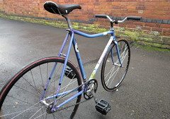 Orbit (Average joe's pictures) Tags: conversion time steel low gear lo pro fixed tt orbit trial saddle blb risers 4717 650c restraps