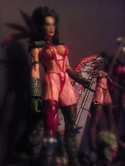 Julie Strain HEAVY METAL 2000 F.A.K.K.2 was a Tower Records Exclusive. Featuring Regular (red outfit), ~ Camera Phone ~ IMAG0455 (BrandyVSOP) Tags: camera red woman records tower statue metal lady female toy doll 2000 julie phone action vinyl picture cell plastic fantasy figure heavy figures exclusive collectibles pvc figureine strain regular redoutfit 2013 fakk2 dpstoys htcevov4g faakk2 sexyfantascy