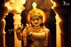 Jai Jai Krishna Mukunda Murari... (Srujan Chennupati) Tags: beach statue temple god goa dome idol marble krishna hindu murari giridhar mukunda govardhanadhari pallolam