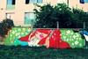 (alterna ►) Tags: chile plaza santiago color muro graffiti central sanjose niña elena estacion natalia boba juego muralla pelo alterna alternativa 2013 superboba alternaboba
