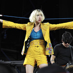 Yeah Yeah Yeahs Big Day Out 2013