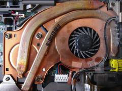 T60 Dusty CPU/GPU cooler