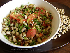 Black-eyed Bean Salad (ShobhaVKamath) Tags: salad bean blackeyed
