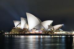 Sydney Opera House (WT Journal) Tags: night lights shot sydney australia operahouse