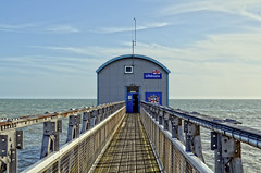 RNLI Selsey (blue angel66) Tags: bridge west sussex nikon selsey rnli lifeboats d5100