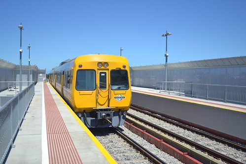 DMU at Port Adelaide