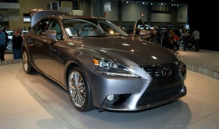 2013 Washington Auto Show - Lower Concourse - Lexus 13 by Judson Weinsheimer