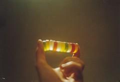 (Rose Claw) Tags: film hands candy kodak explore kodakgold