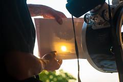 _MG_6932 (Sakuto) Tags: sunrise sun sunbeam colors colorful optic optical mirror mirrors rorrim light shadow dark telescope newton dof blur newtonian newtoniantelescope