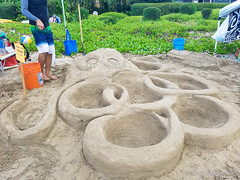 Hanalei_Sand_Castle_Contest-25 (Chuck 55) Tags: hanalei bay sand castle hawaii