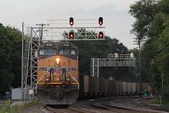 UP 5751 (CC 8039) Tags: up trains ac44cw dpu rochelle illinois