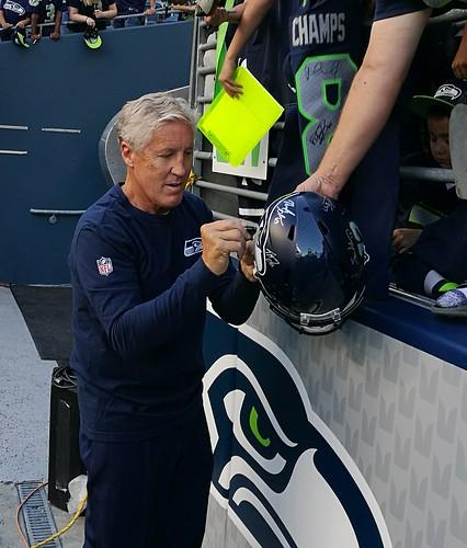 Seattle Seahawks, 8/25/2016, vs Dallas Cowboys