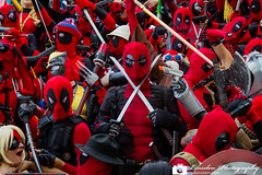 Deadpool Cosplay - Dragon Con