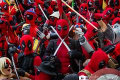 Deadpool Cosplay - Dragon Con