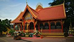 Vientiane Laos Vientiane Laos Buddhism Buddhist Temple Buddhist Temple - Building Temple Temple Architecture Worship Religious Architecture (markusg2010) Tags: vientianelaos vientiane laos buddhism buddhisttemple buddhist templebuilding temple templearchitecture worship religiousarchitecture