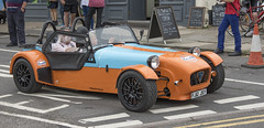 Caterham 7 (madktm) Tags: caterham 7 respect bawtry 2016 canon sigma motor vintage motorcar automobile outdoor car sportscar supercar