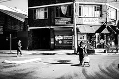 O'Mullane's Pharmacy (Albion Harrison-Naish) Tags: waterloo sydney newsouthwales nsw australia streetphotography sydneystreetphotography street albionharrisonnaish olympus olympusem5 em5 lumixg20f17ii
