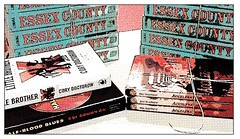 "Photo Series: Photography is an Abstract Art: ""Great reading for young adults"" (Ken Whytock) Tags: book graphicnovel novel essexcounty acceleration littlebrother halfbloodblues"