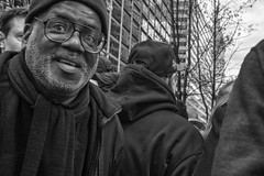 Market Street, 2016 (Alan Barr) Tags: philadelphia 2016 marketstreet street sp streetphoto streetphotography portrait blackandwhite bw blackwhite mono monochrome candid people panasonic gx8 lumix