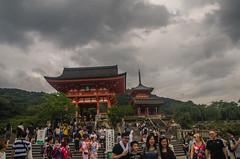 Kiyomizudera Front Gate (www78) Tags: kiyomizudera temple kyoto japan gate