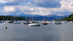 Lake Windermere (philipbarker) Tags: windermere lake district national park water boats fell foot nationaltrust