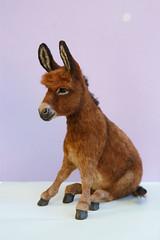 Donkey_2 (kdc123) Tags: donkey furred breyer custom ooak chestnut miniature