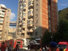 14233690_1182386888494122_1814186089_o (Express de Banat) Tags: incendiu resita centrul civic expressdebanat