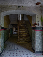 Sanat-A (20) (wilhelmthomas58) Tags: fz150 hdr sanatorium harz abandoned lostplaces
