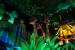 "Giraffes in it's a small world • <a style=""font-size:0.8em;"" href=""http://www.flickr.com/photos/28558260@N04/29122776782/"" target=""_blank"">View on Flickr</a>"
