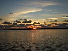 Schiermonnikoog, sunset (Alta alatis patent) Tags: schiermonnikoog hightide sunset